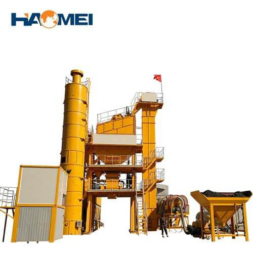 DHB40 drum asphalt mixing plant for sale