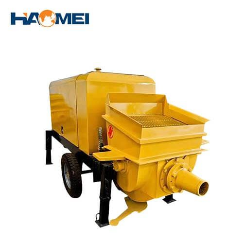 HBT90S1821-200 Trailer Concrete Pump made in China