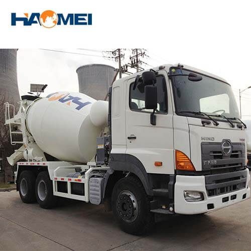 HM16-D concrete mixer truck for sale