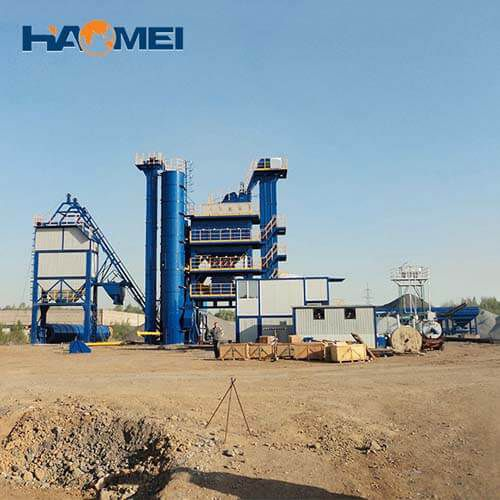 LB1000 Asphalt Mixing Plant in stock
