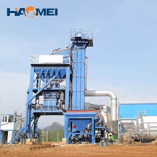 Mobile Asphalt Mixing Plant quotation
