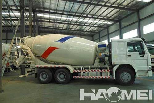 Six Points For Buying Concrete Mixer Truck