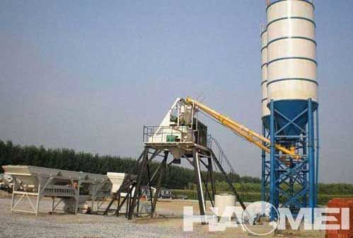 How Do We Maintain A Concrete Mixing Plant