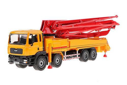 concrete pump truck made in china