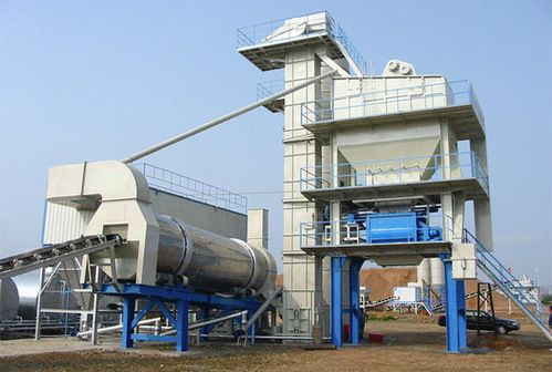 Selection of Asphalt Mixing Plant