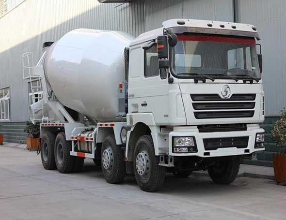 Concrete Mixer Truck In Nepal