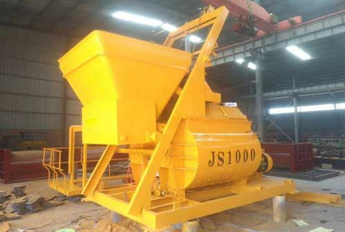 Ways of Reducing Abrasion of Concrete Mixer