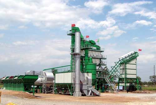 How to Determine Position of Asphalt Mixing Plant