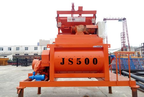 What is Price of JS500 JS750 Concrete Mixer