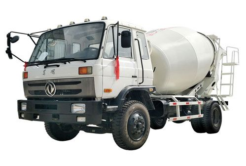 Why Doesn't Concrete Mixer Truck Turn