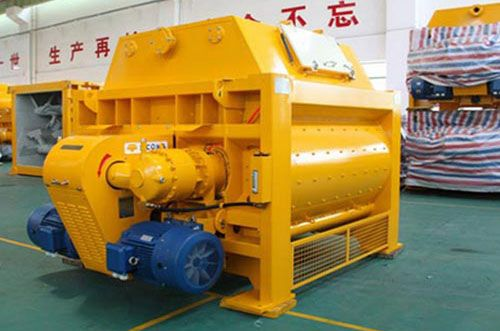 concrete mixer made in China