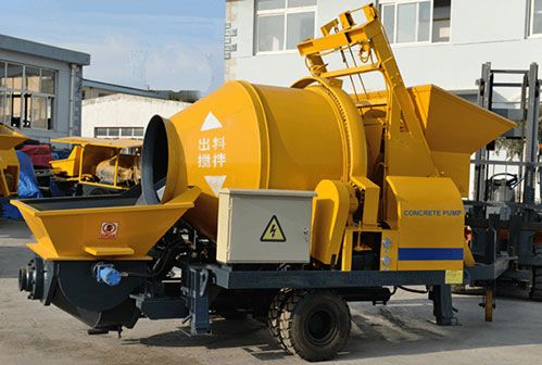 Stationary Concrete Pump For Sale