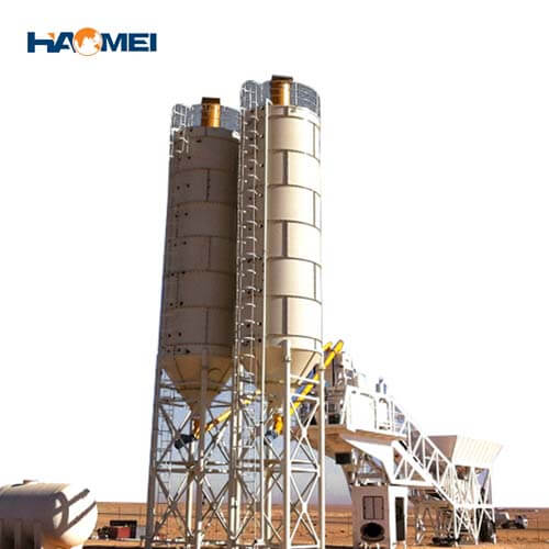 HZS75 StationaryConcrete Batching Plant